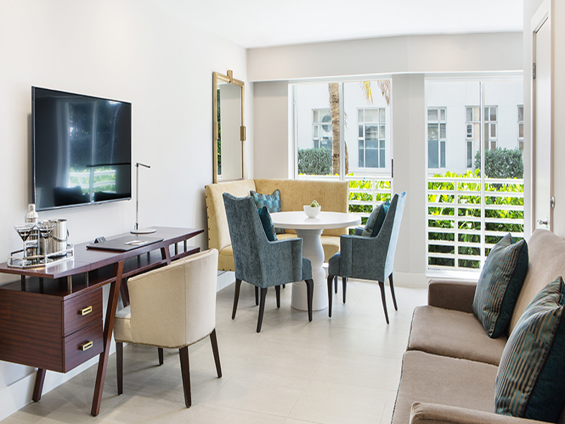 Hotel Rooms & Suites in South Beach | Shelborne South Beach