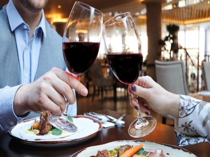WINE AND DINE from £119