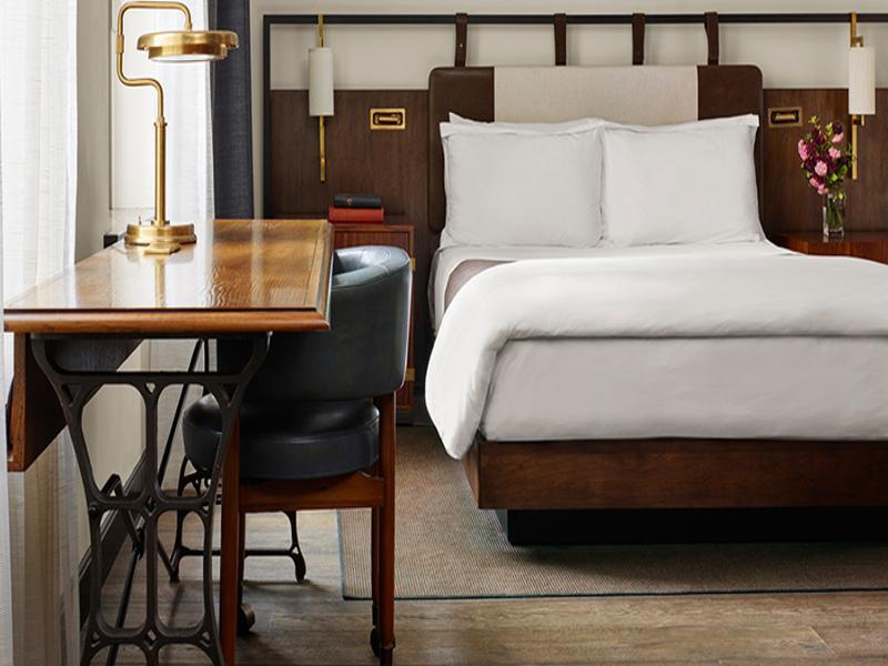 Luxury Hotel Rooms Suites In Midtown Nyc Refinery Hotel New York