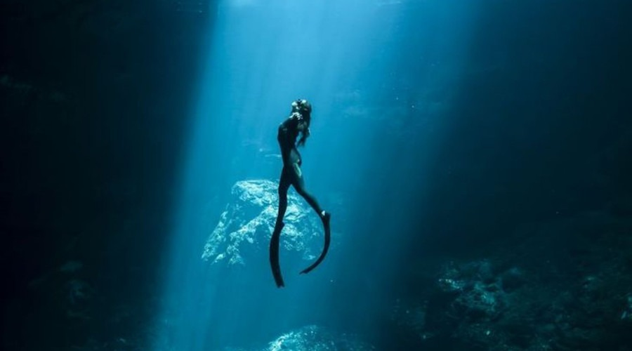 Freediving Inset