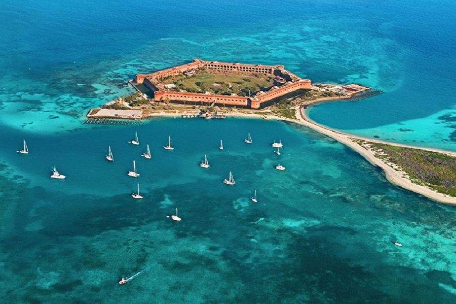 Day Tripper - A Visit to Dry Tortugas