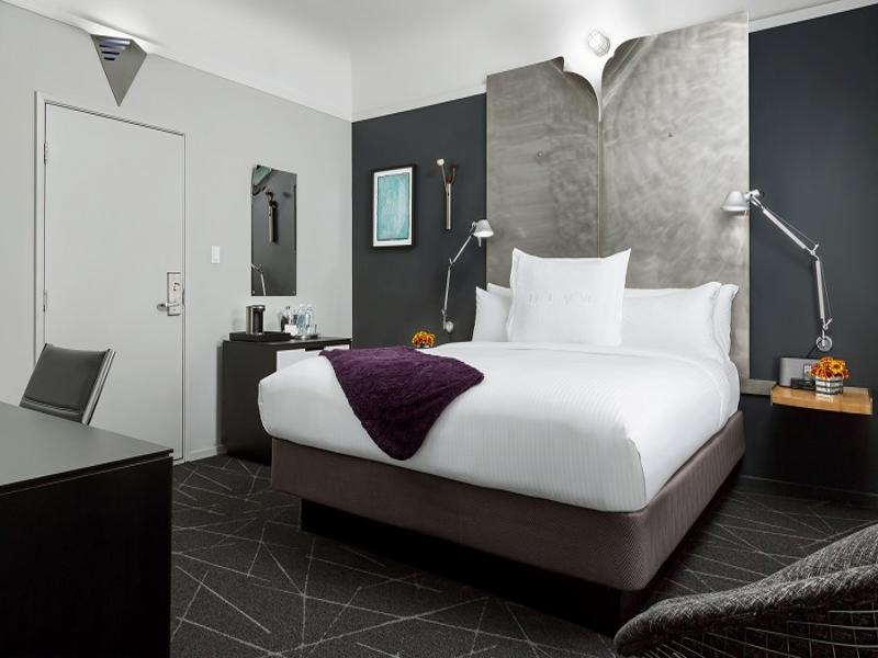 Luxury Accommodations San Francisco | Rooms at Hotel Diva
