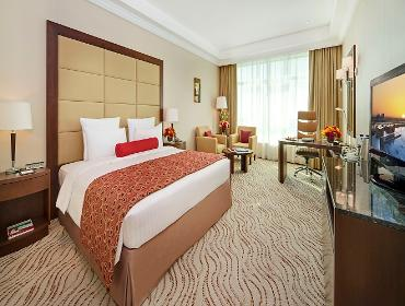 Burj Executive Double Room