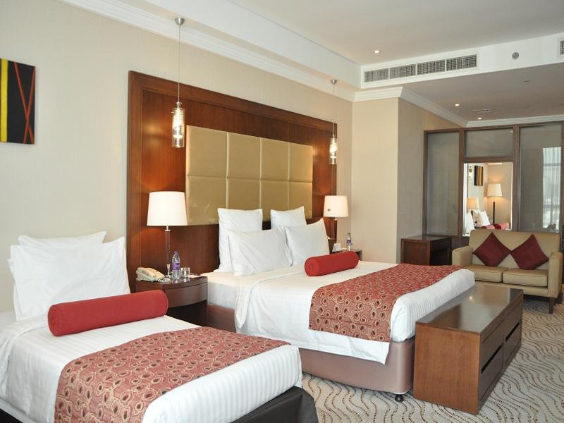Superior Triple Junior Suite