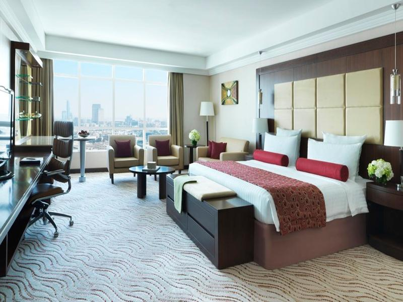 Burj Junior Suite with King Bed