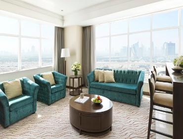 Burj Executive 2 Bedroom Suite