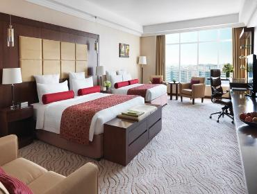 Superior Junior Suite with 2 Double Beds